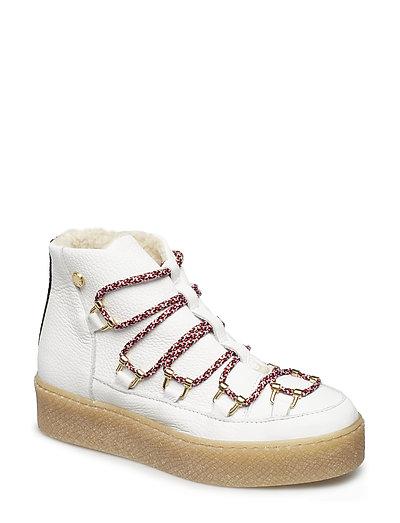 Wandolo Sneaker - WHITE LEATHER