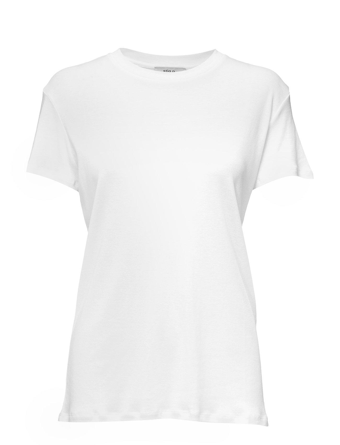 Stig P Sava T-shirt - WHITE