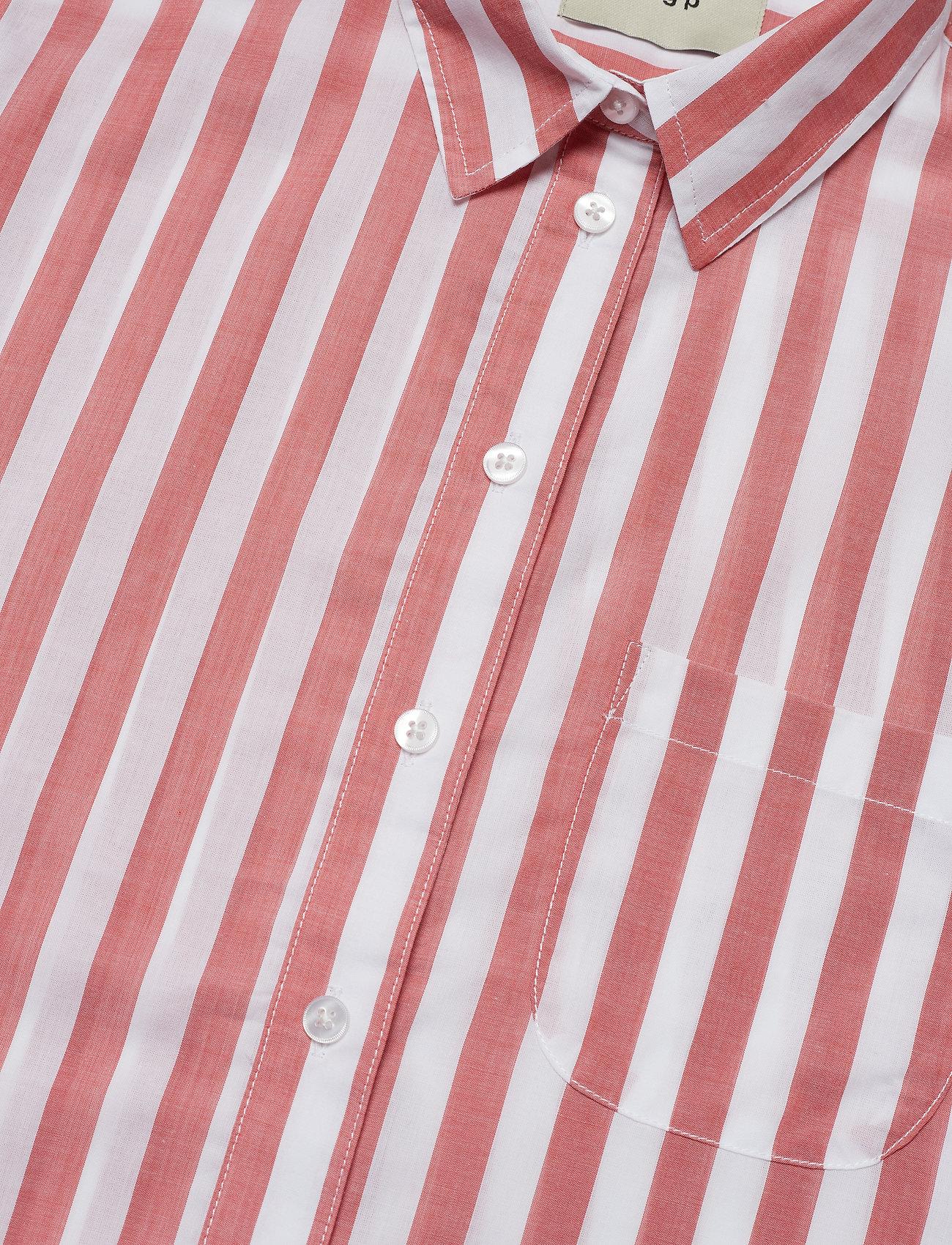 Stig P Felixa - Blusar & Skjortor Red/ White