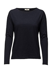 Dorrie Long sleeve t-shirt - 66-NAVY