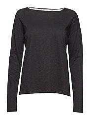 Dorrie organic T-Shirt - BLACK