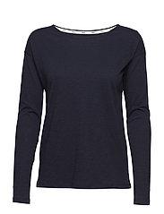 Dorrie organic T-Shirt - NAVY