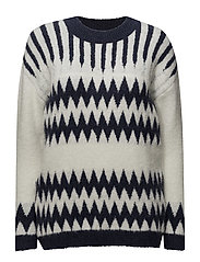 Alise knit sweater - OFF WHITE 02