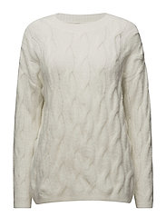 Ani knit sweater - OFF WHITE 02