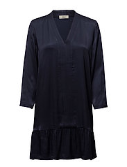 Ester dress - MIDNIGHT BLUE 56