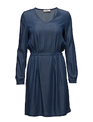 Lou denim dress - DENIM 69