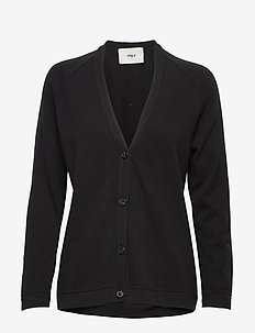 Rorry - cardigans - black