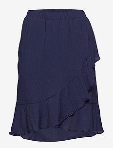 Sophie - korta kjolar - navy