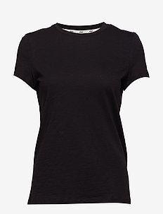 Awa organic T-Shirt - BLACK