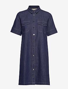 Nolan - jeansklänningar - denim