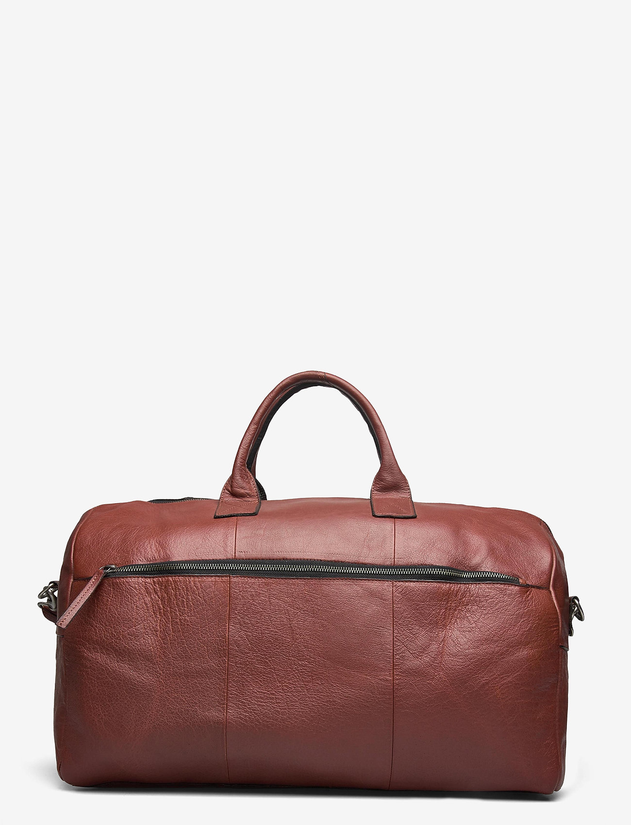 Still Nordic - Clean XL Weekend Bag - viikonloppulaukut - brown