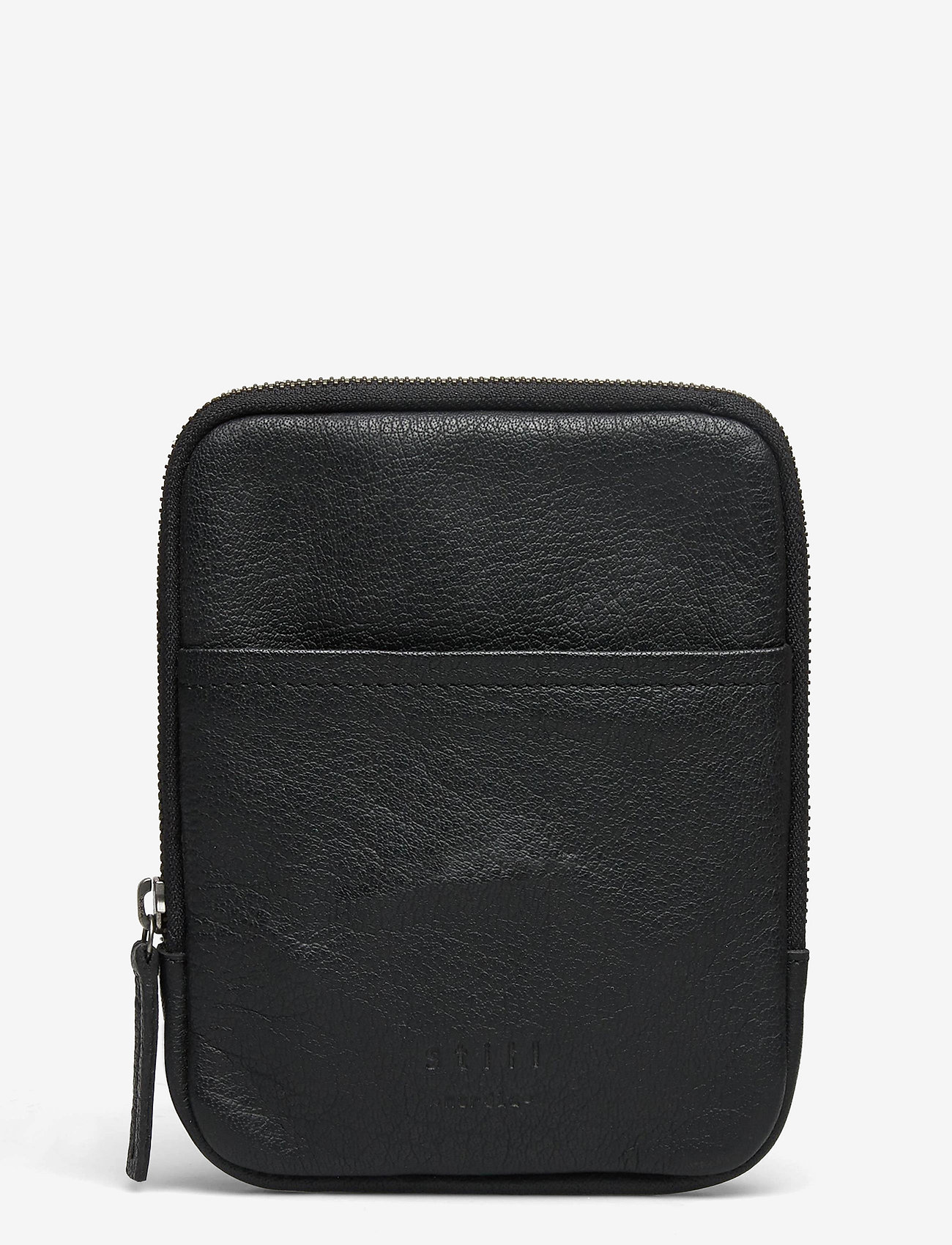 Still Nordic - Clean Mini Messenger - olkalaukut - black