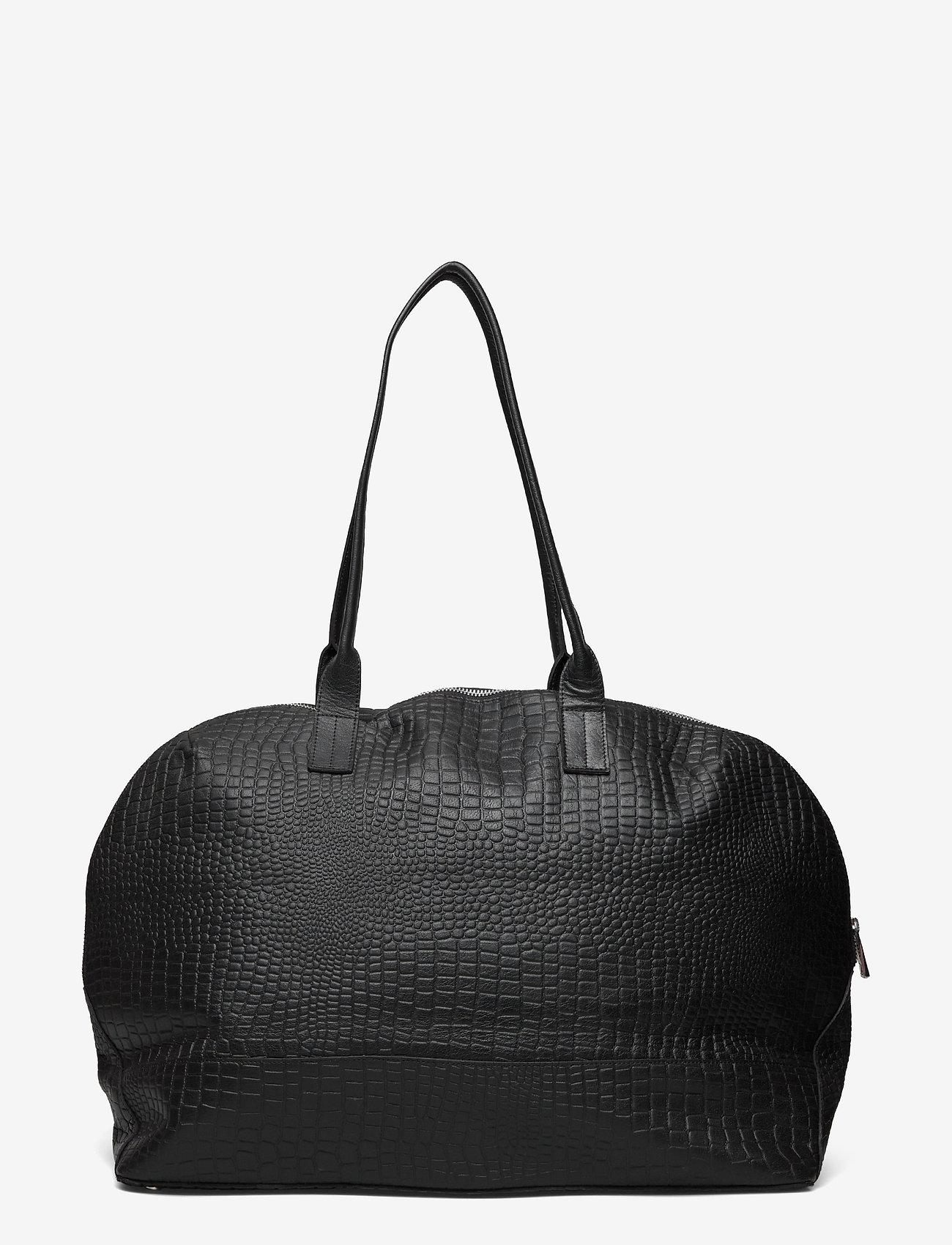 Still Nordic - Petra Weekend Bag - weekend bags - black - 1