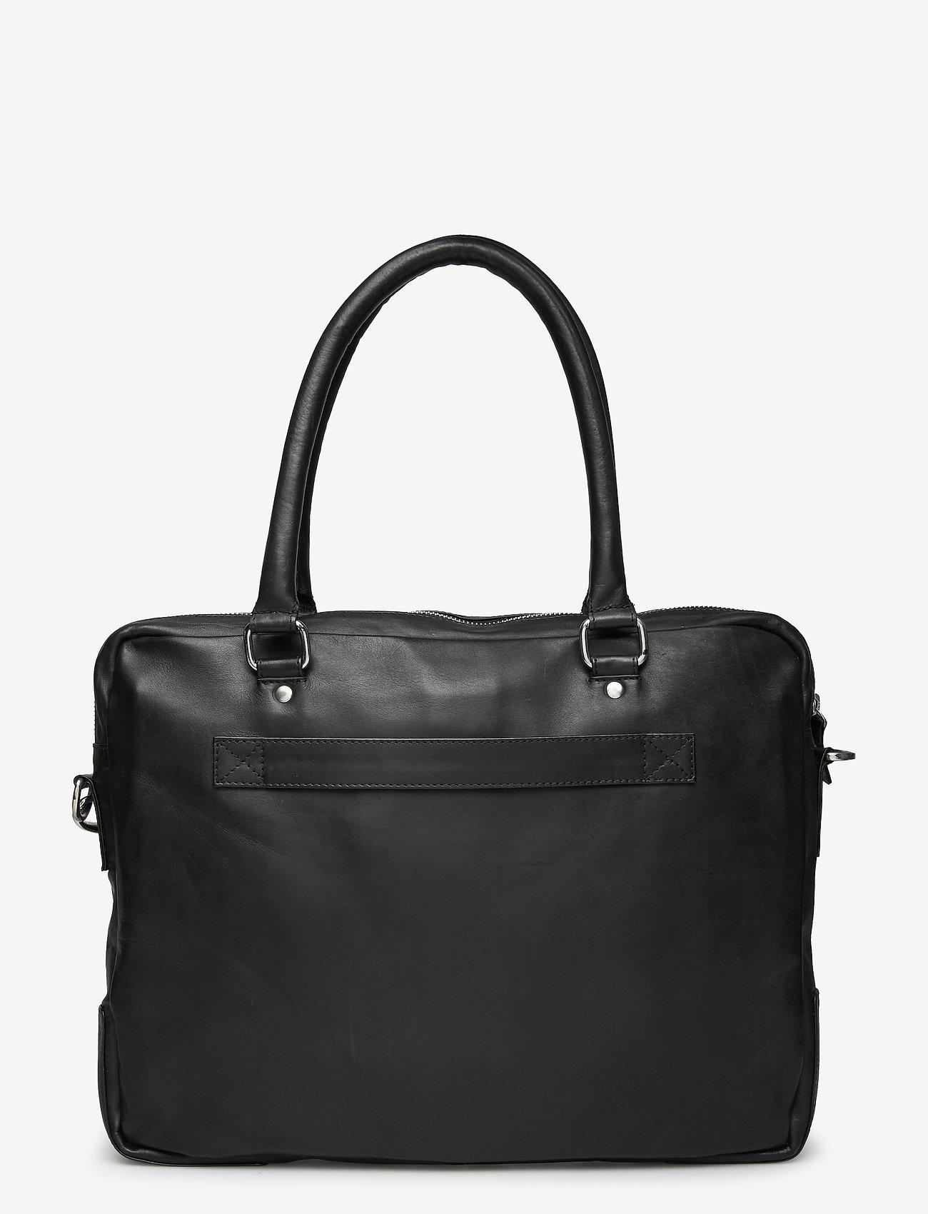 Still Nordic - Tommy Brief 1 Room - briefcases - black - 1
