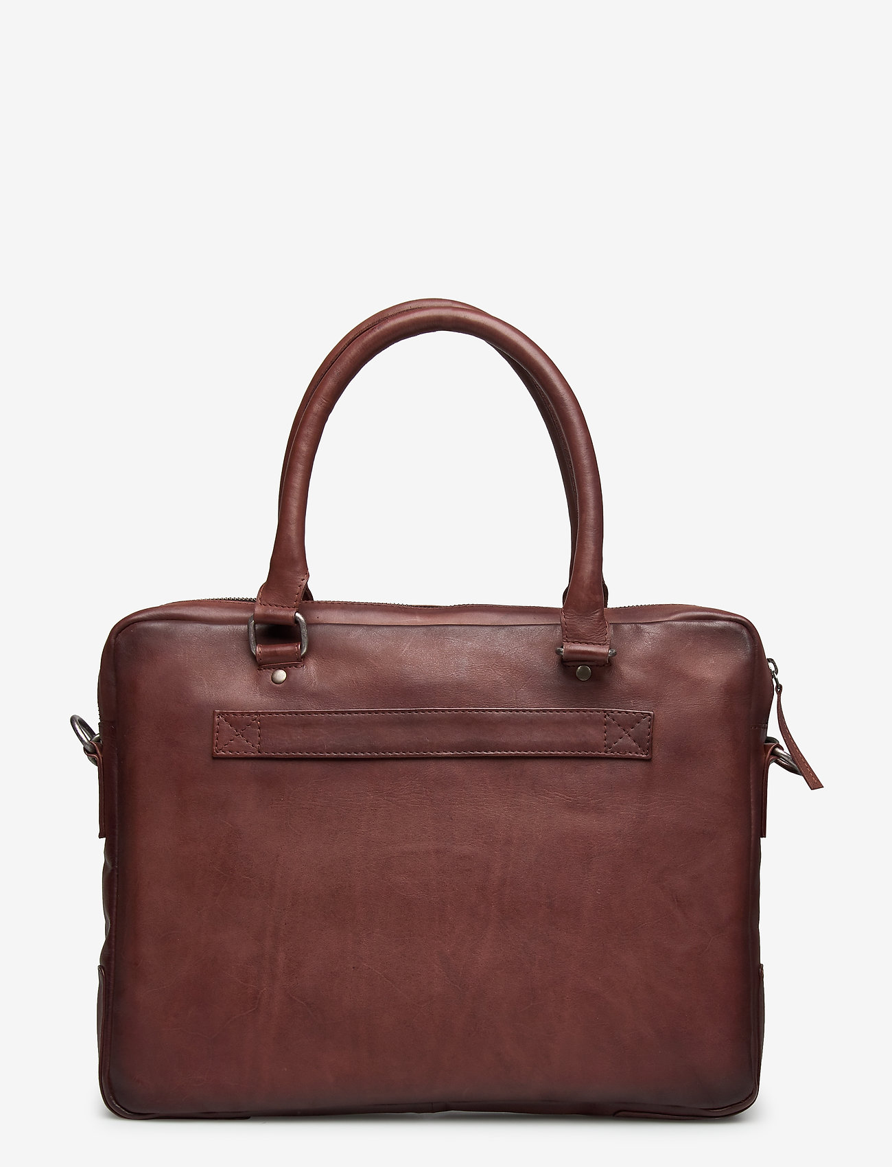 Still Nordic - Tommy Brief 1 Room - briefcases - brown - 1