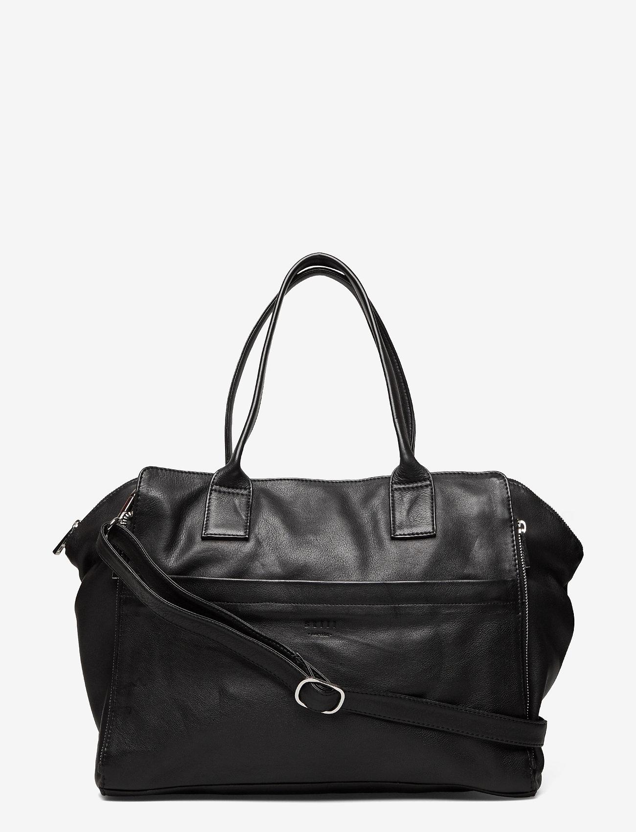 Still Nordic - Anouk Work Bag - weekend bags - black - 0