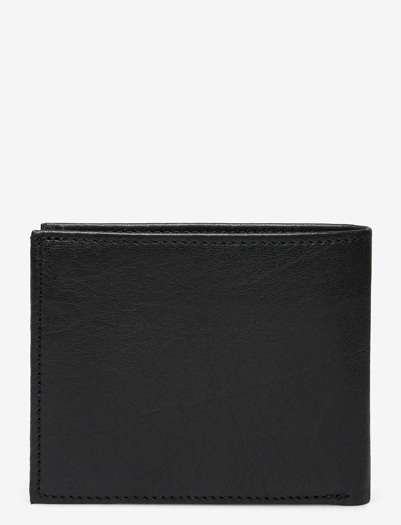 Still Nordic - Drop Mens Wallet - klassinen lompakko - black