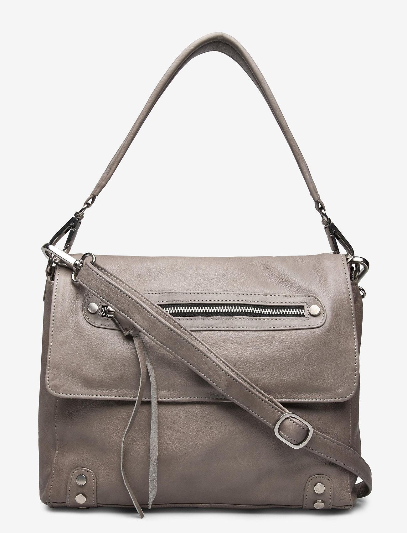 Still Nordic - Highway Shoulder Bag - handväskor - elephant grey - 0