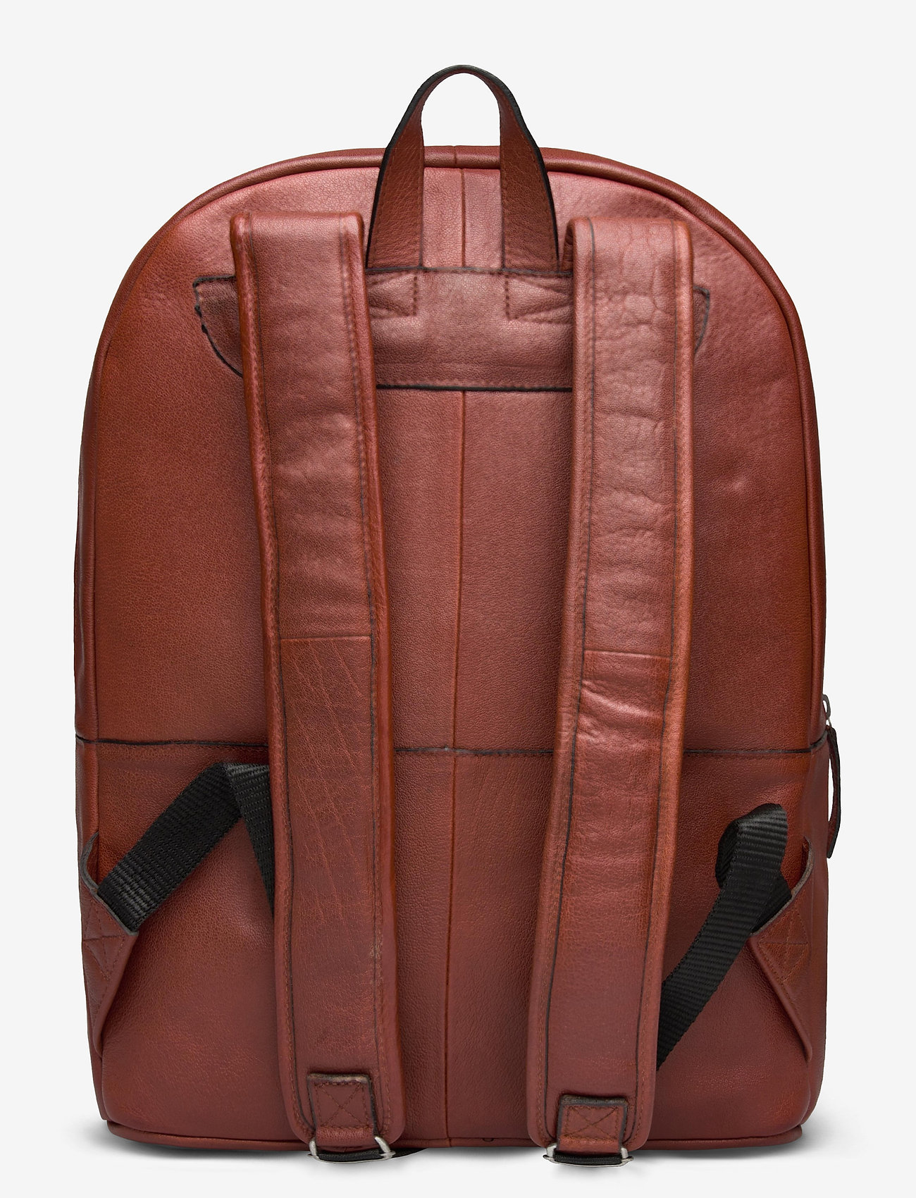 "Clean Backpack 1 Room 15"" (Cognac) - Still Nordic sC0K0l"
