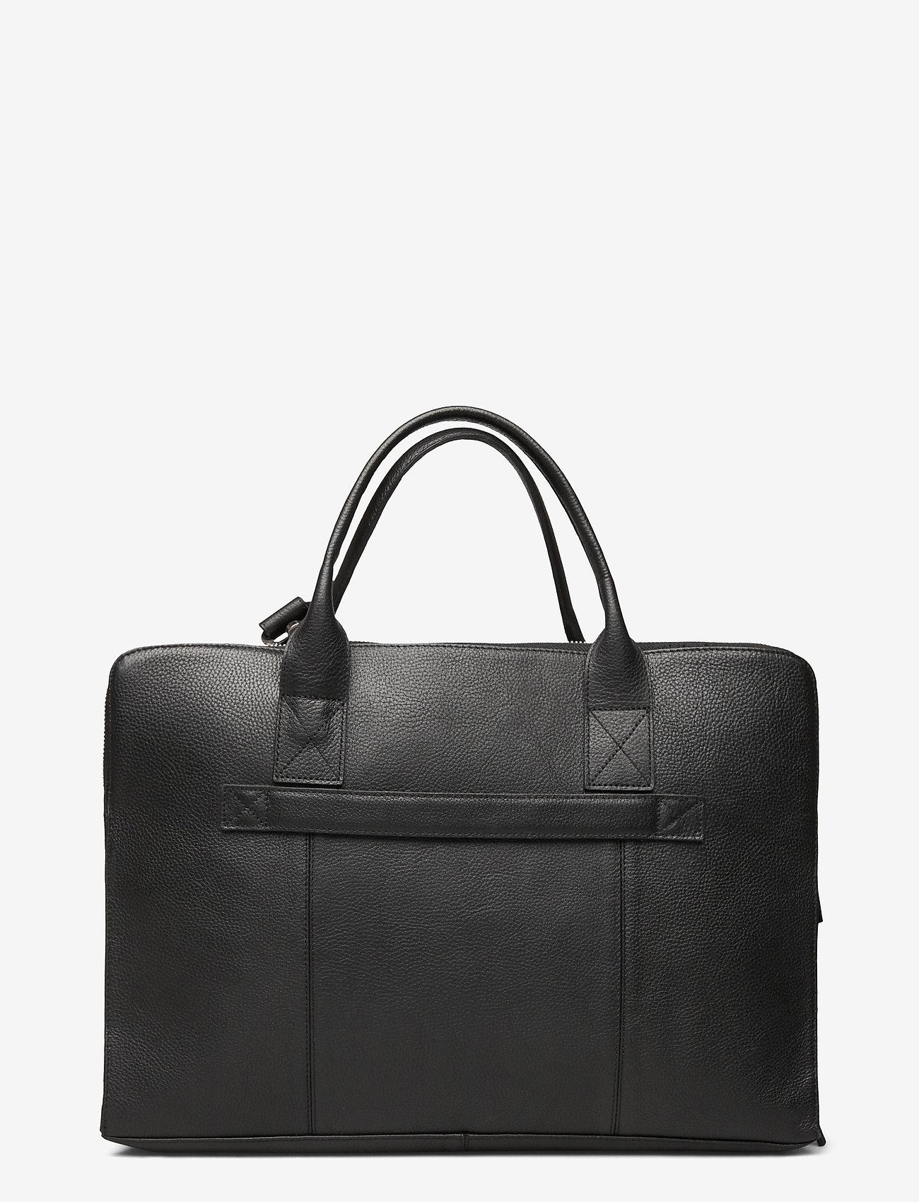 Still Nordic - Clean Brief 3 Room - briefcases - black - 1