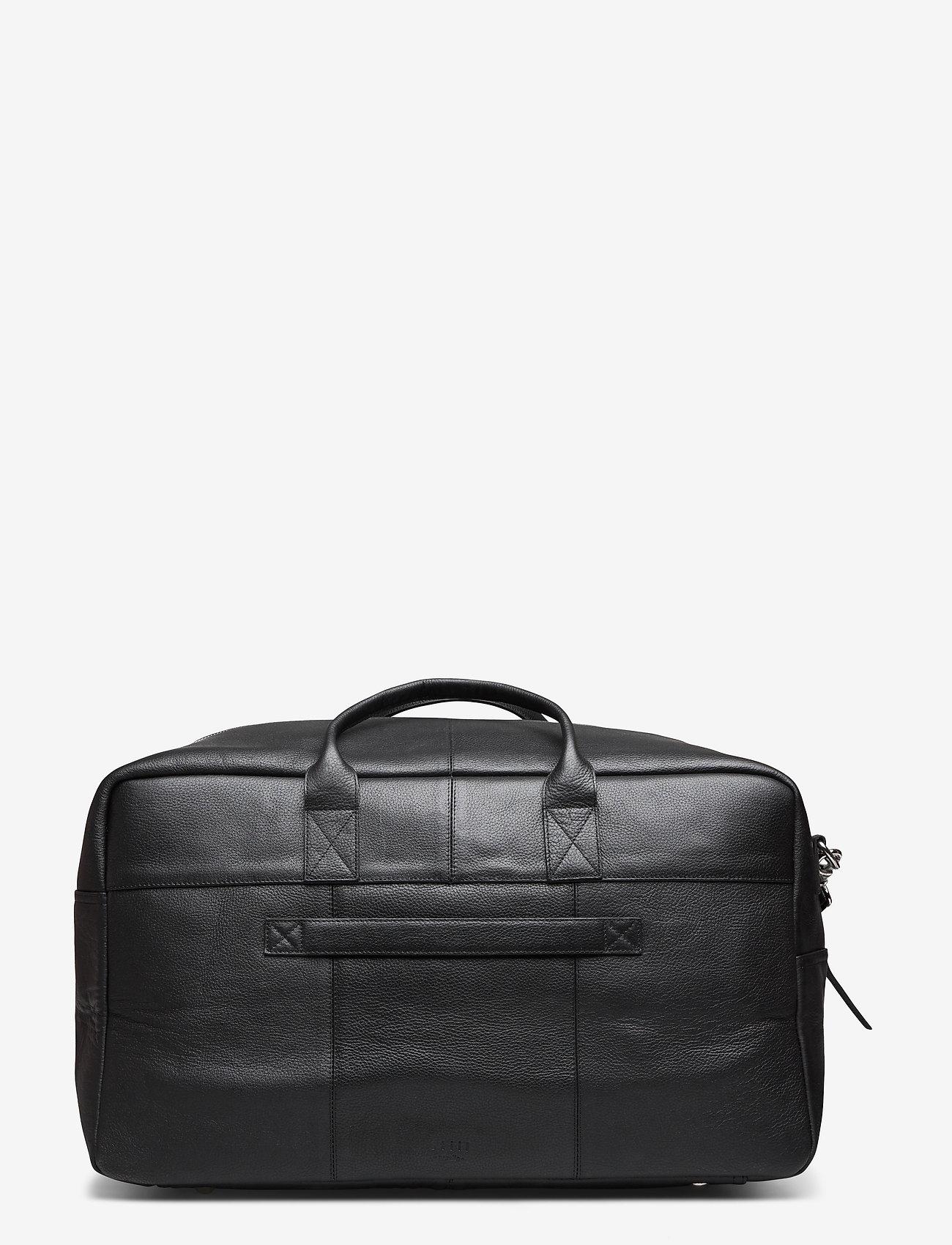 Still Nordic - City Weekend Bag - sacs de voyage - black - 1