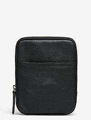 Still Nordic - Clean Mini Messenger - olkalaukut - black - 0
