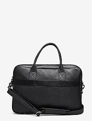 Still Nordic - Fly Brief 2 Room - briefcases - black - 0
