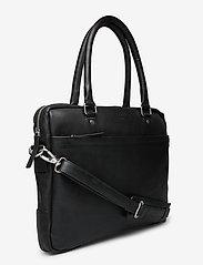 Still Nordic - Tommy Brief 1 Room - briefcases - black - 2