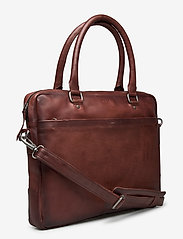 Still Nordic - Tommy Brief 1 Room - briefcases - brown - 2