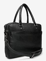 Still Nordic - Tommy Brief 2 Room - briefcases - black - 2