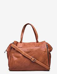 Anouk Work Bag - VINTAGE COGNAC
