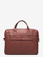 Still Nordic - Dundee Clean Brief 2 Room - laptoptassen - brown - 1
