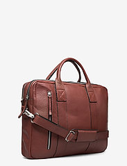Still Nordic - Dundee Clean Brief 2 Room - laptoptassen - brown - 2