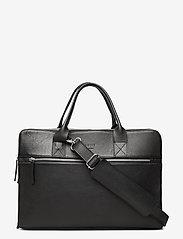 Still Nordic - Clean Brief 3 Room - briefcases - black - 0
