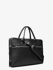 Still Nordic - Clean Brief 3 Room - briefcases - black - 2