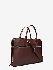 Still Nordic - Clean Brief 3 Room - briefcases - brown - 2