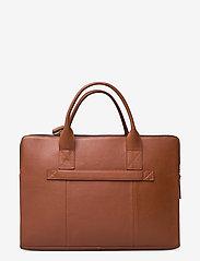 Still Nordic - Clean Brief 3 Room - briefcases - cognac - 1