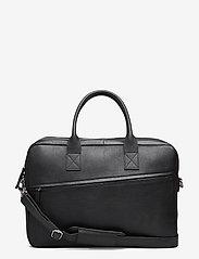 Still Nordic - City Brief 2 Room - briefcases - black - 0