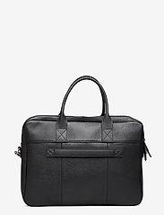 Still Nordic - City Brief 2 Room - briefcases - black - 1
