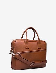 Still Nordic - City Brief 2 Room - briefcases - cognac - 2