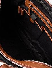 Still Nordic - City Brief 2 Room - briefcases - cognac - 3