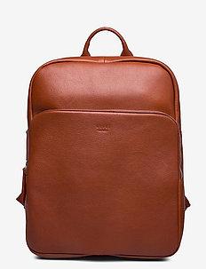 Train Backpack - ryggsäckar - cognac