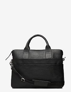 Ground Brief 1 Room - laptop-väskor - black