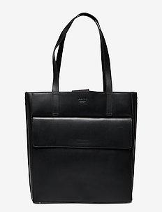 Hillary Shopper - shoppers - black