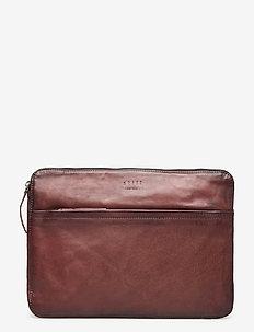 "Tommy Computer Sleeve 14"" - laptop-väskor - brown"