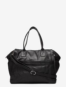 Anouk Work Bag - viikonloppulaukut - black