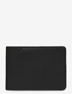 Heat Credit Card Wallet - korttikotelo - black