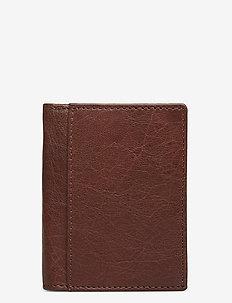 Hail Wallet - klasyczny portfel - brown