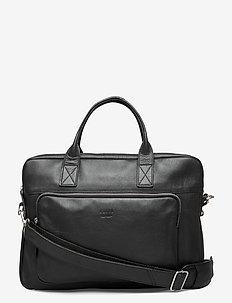 Luke Clean Brief 1 Room - laptoptaschen - black