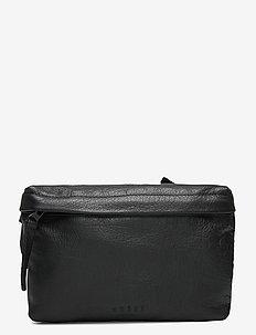 Claus Flat bumbag - bum bags - black